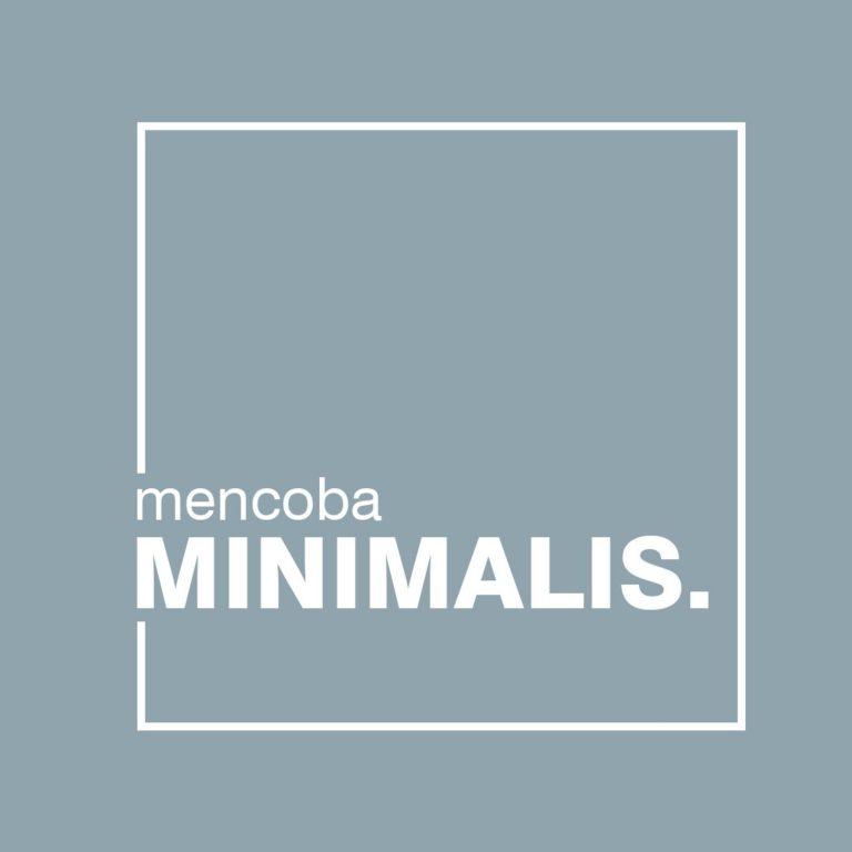 Mencoba Minimalis